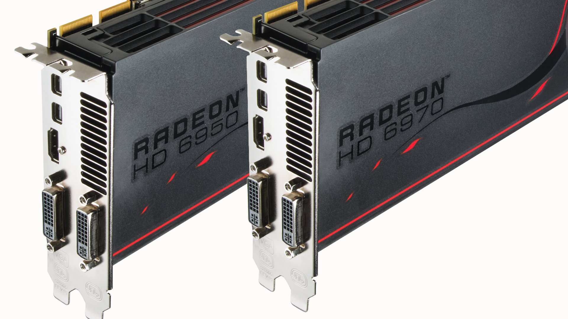 AMD Radeon HD 6950 & HD 6970