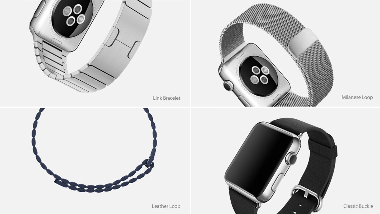 Apple Watch - Bands