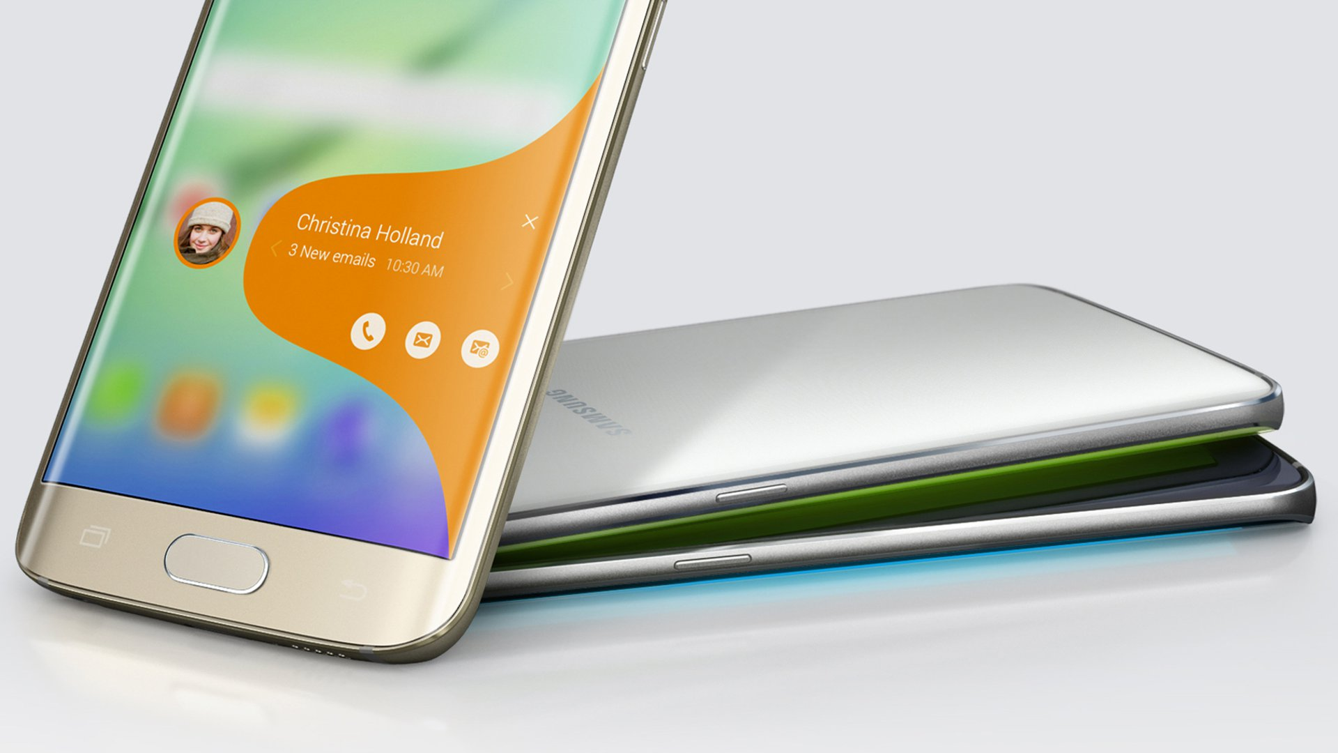 How To Take Screenshot On Samsung Galaxy S6 / Galaxy S6 Edge