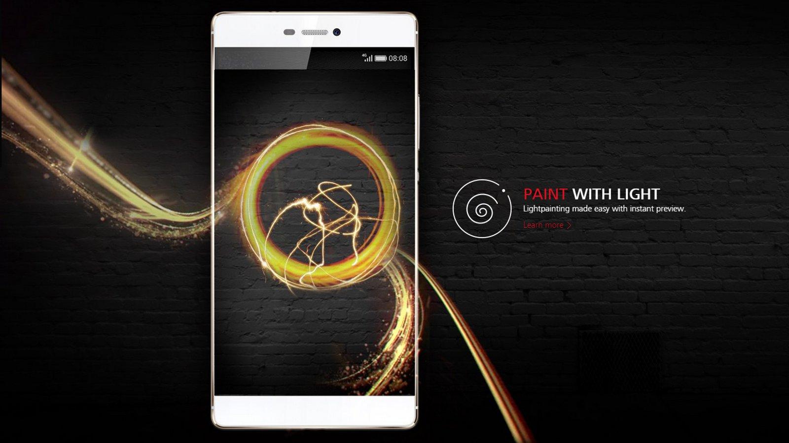 Huawei P8 Promo