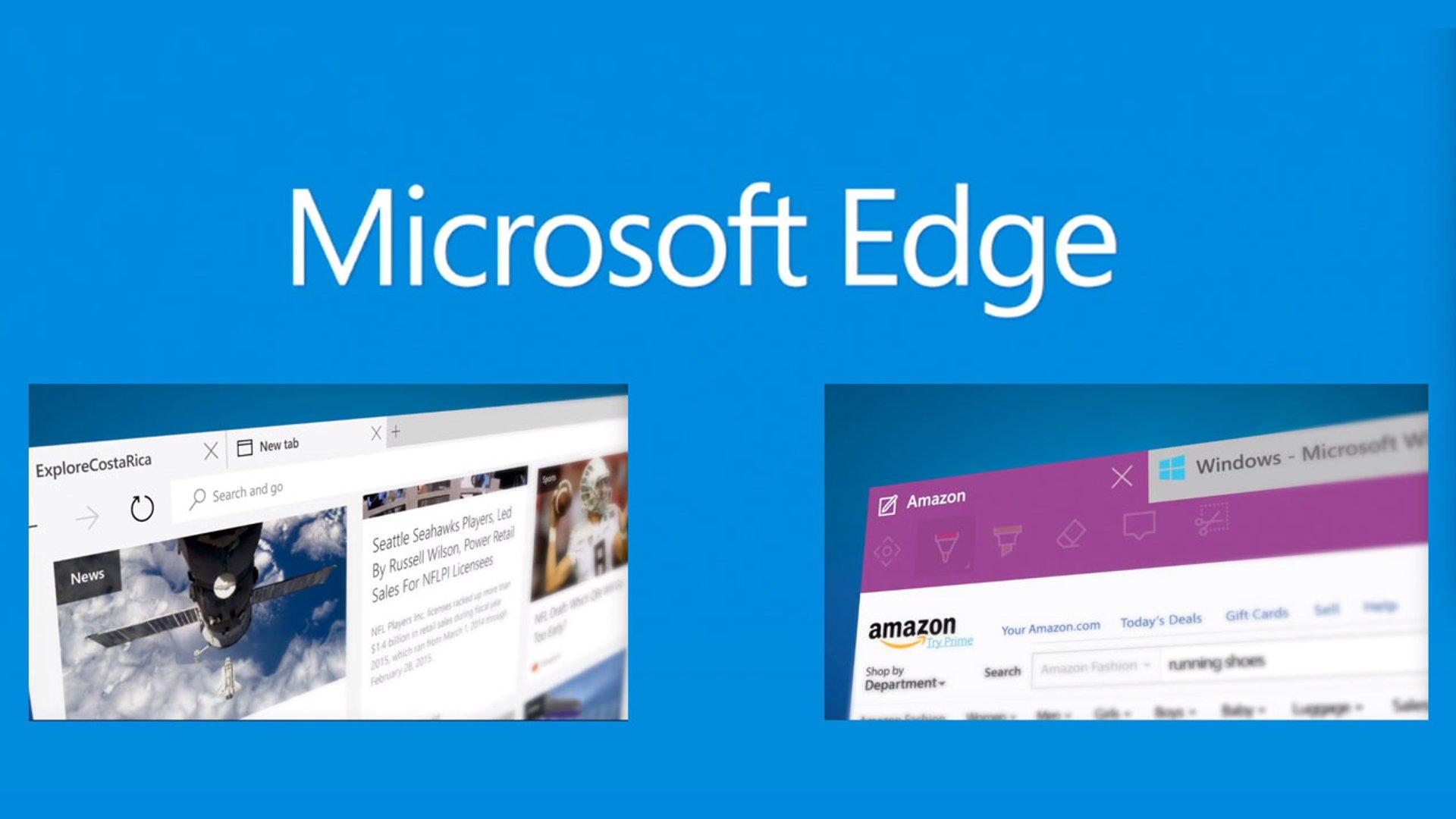 Новый браузер MicrosoftEdge