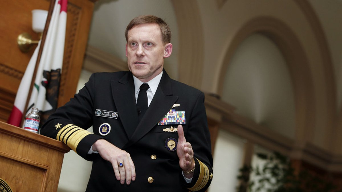 Michael Rogers - Chief Of National Security Agency