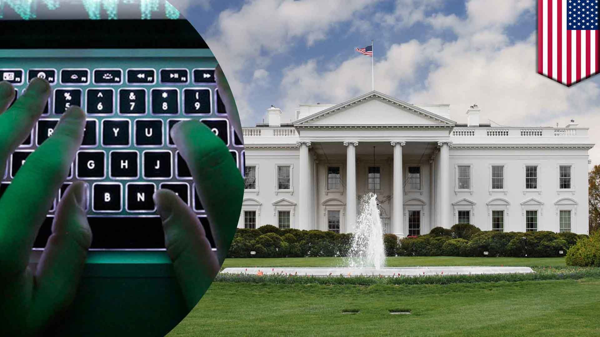 White House Hacked