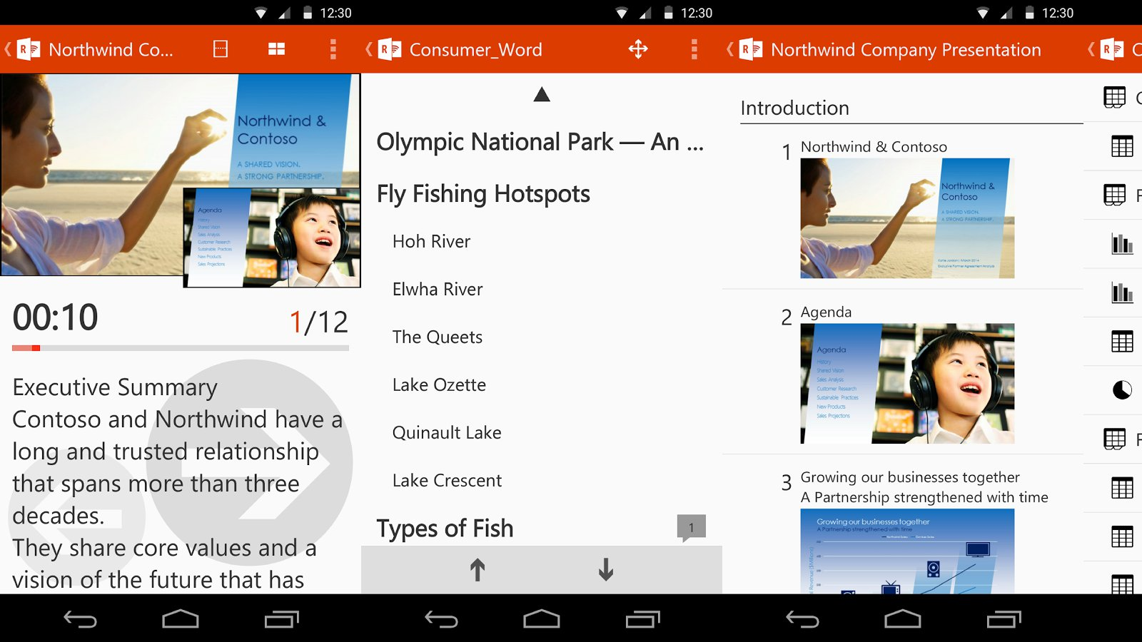 Microsoft Office Remote For Android