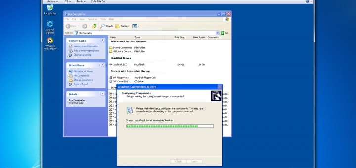 Windows 7 - XP Mode