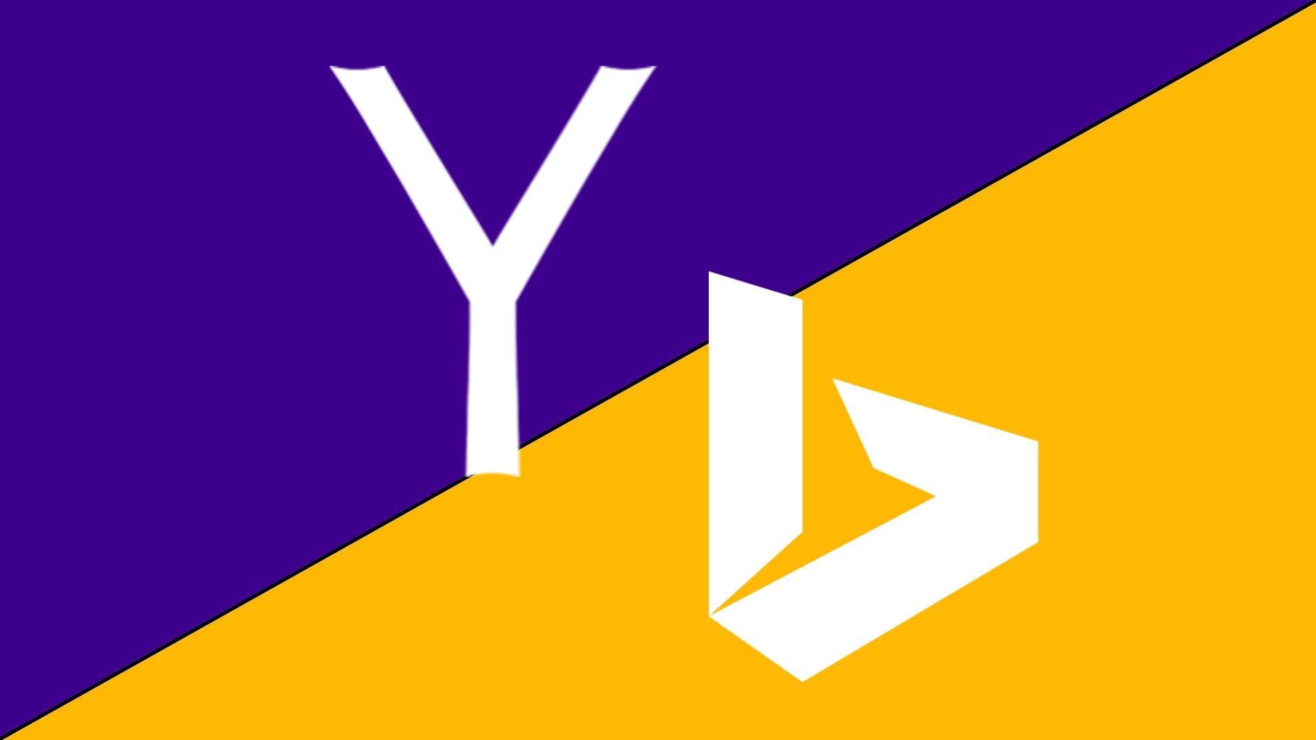 Yahoo Bing Contract