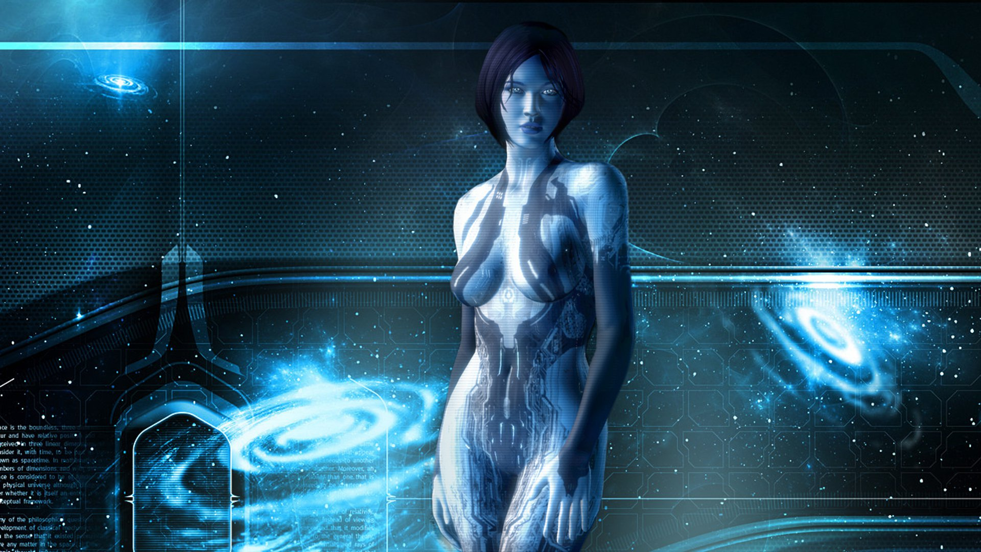 Halo 2 cortana nude xxx images