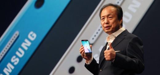Samsung Electronics President Shin Jong-kyun