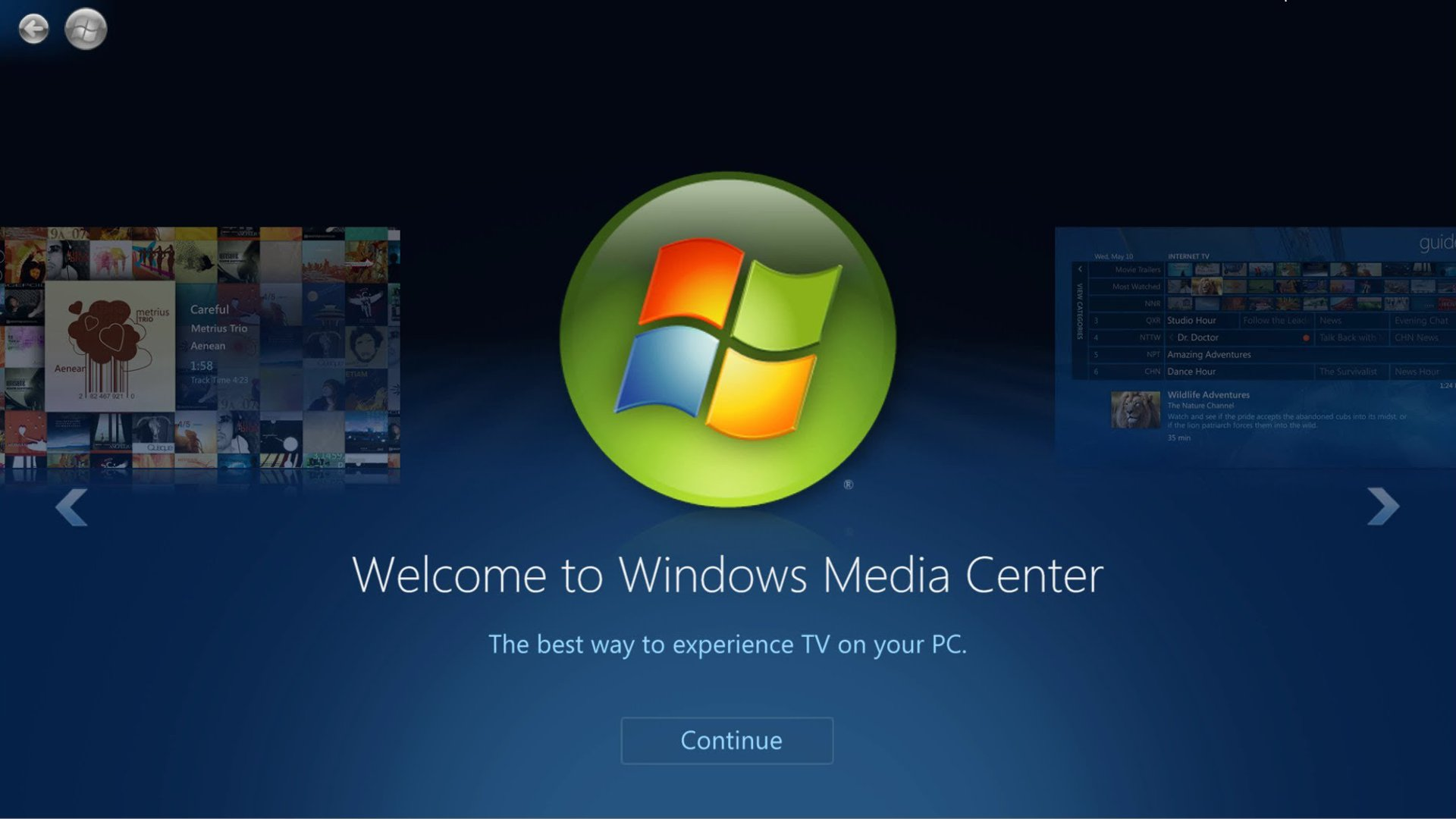 No Windows Media center For Windows 10 - Prime Inspiration