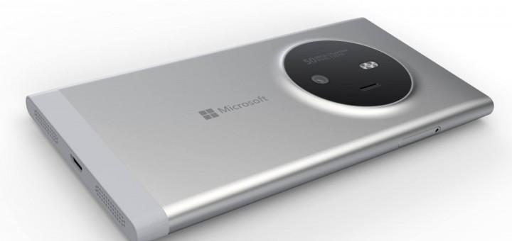 Lumia 1040 Concept Render