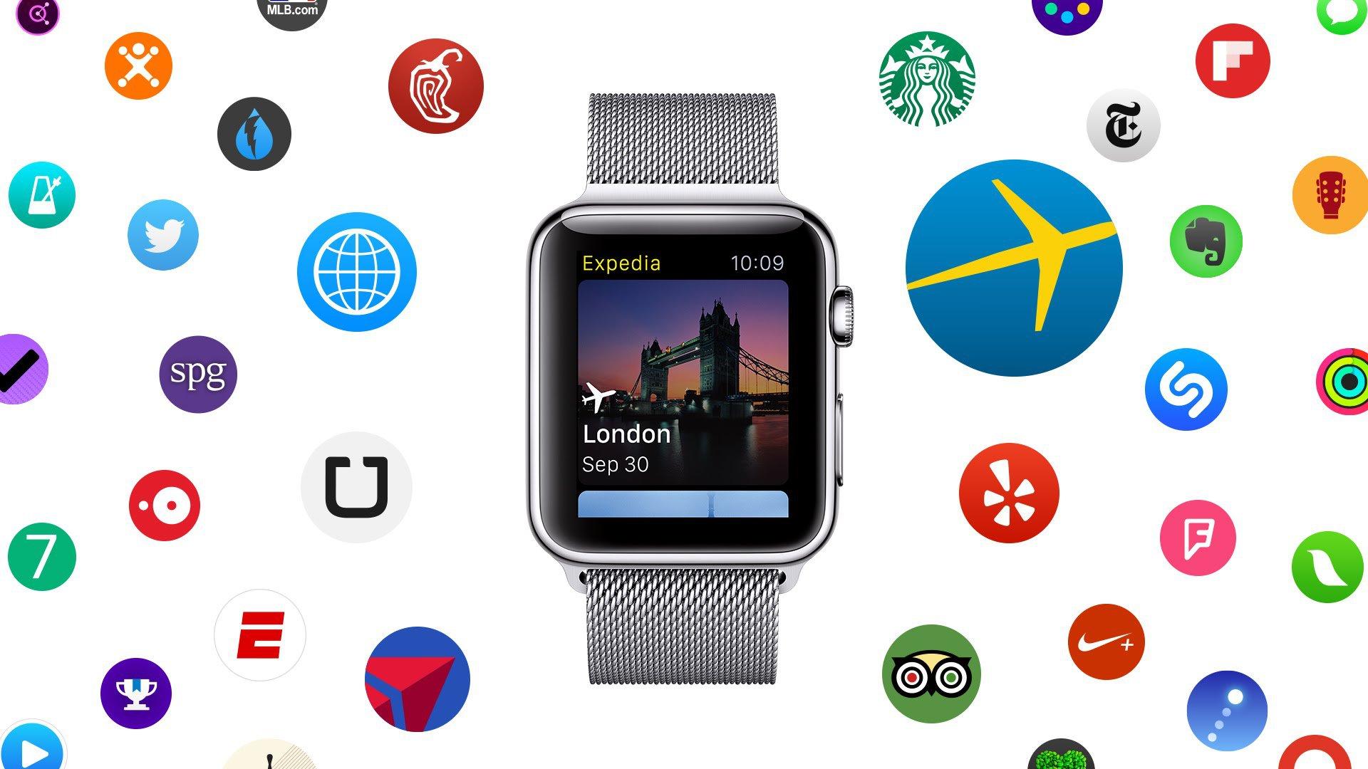 Apple Watch - Travel Ad