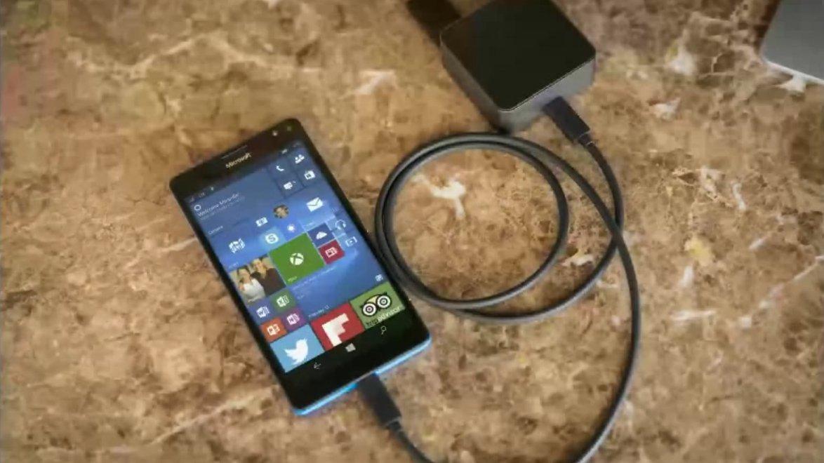 Microsoft Lumia 950 XL - Leaked Image