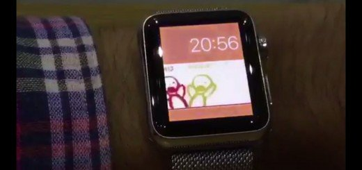 Apple Watch Hacked To Run Custom Watch Faces