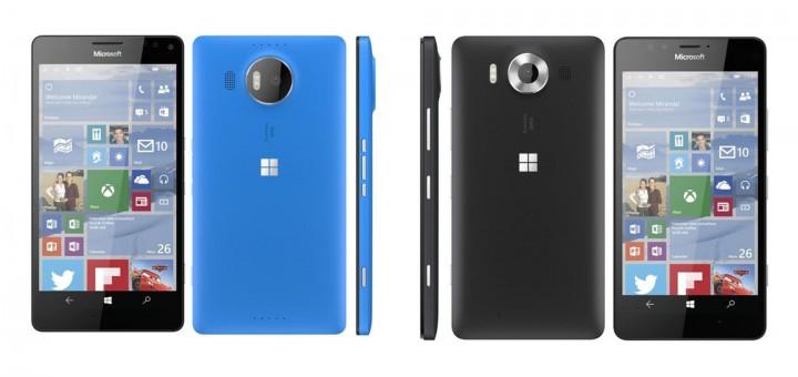 Microsoft 'Cityman' (Lumia 950 XL) & 'Talkman' (Lumia 950) Leak