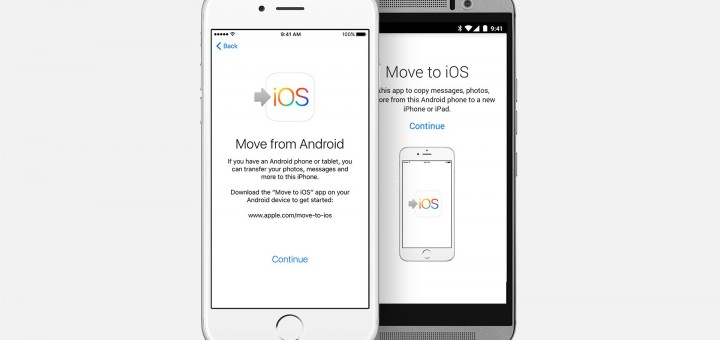 "Apple's ""Move To iOS"" Android App"