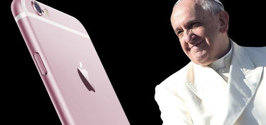 Apple iPhone 6S - Pope Francis