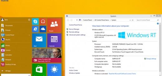 Windows RT - Update 3