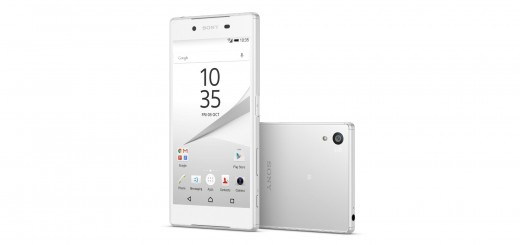 Xperia Z5 - White Color