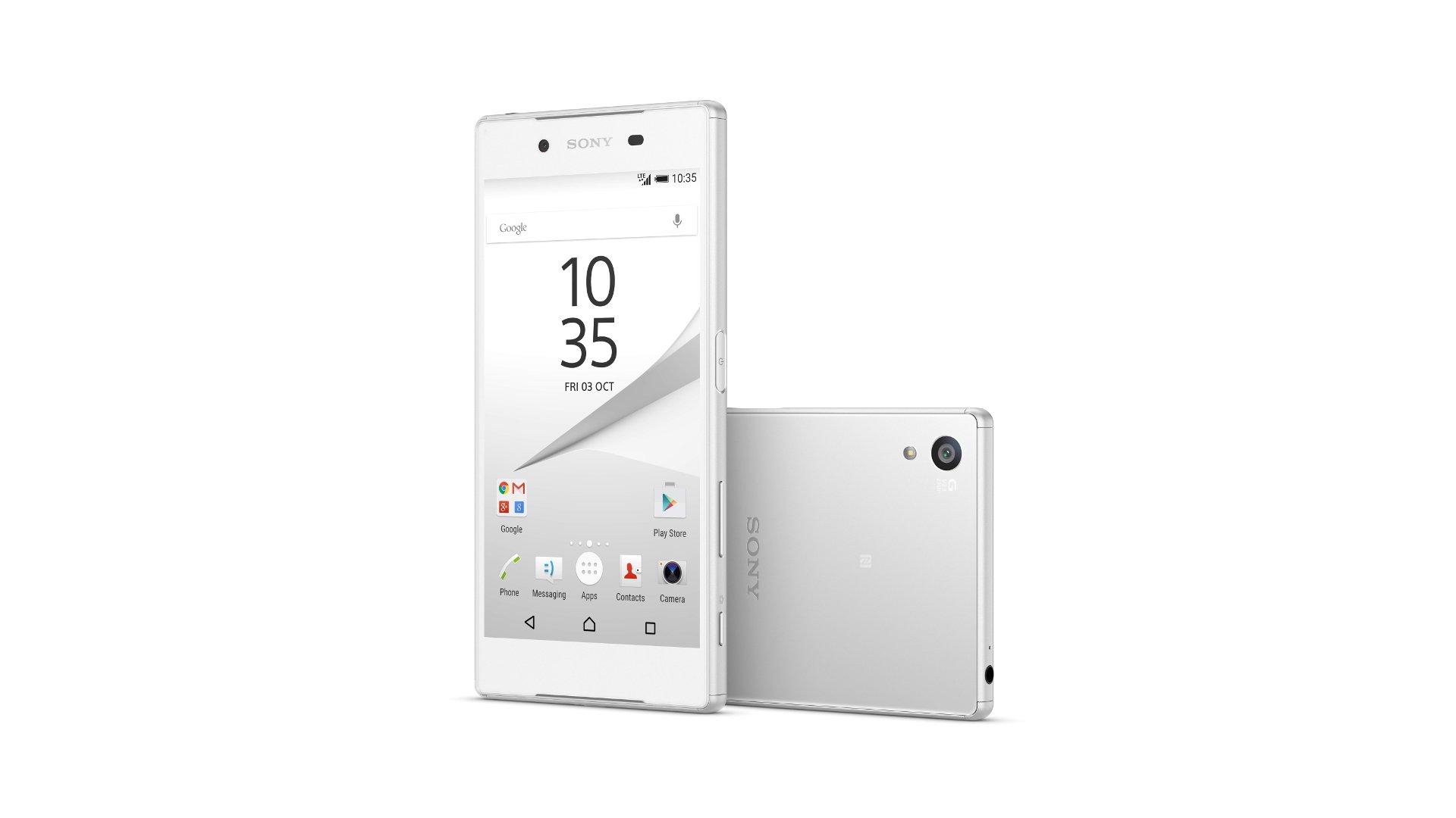Xperia Z5 - White Color