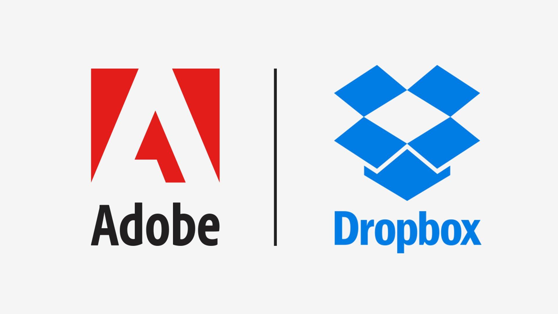 Adobe - Dropbox