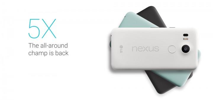 LG / Google Nexus 5X
