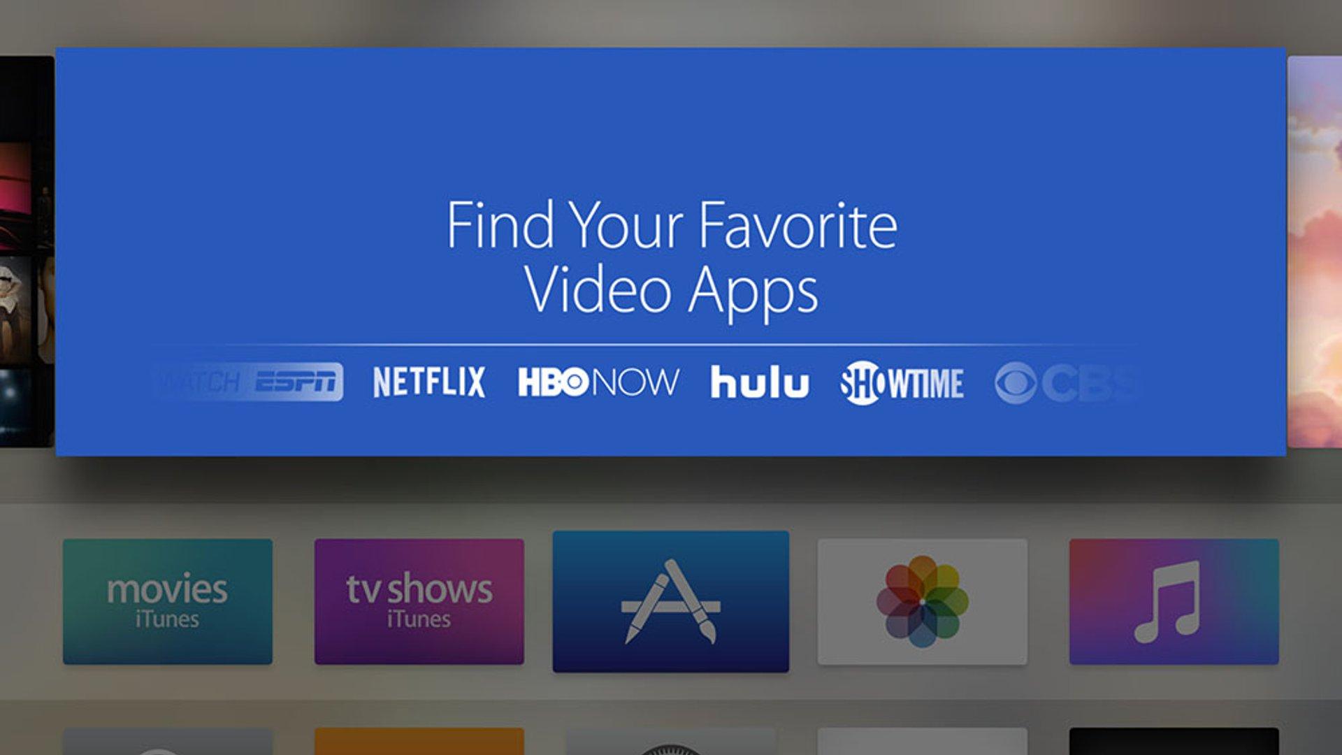 Apple TV 4 - Store