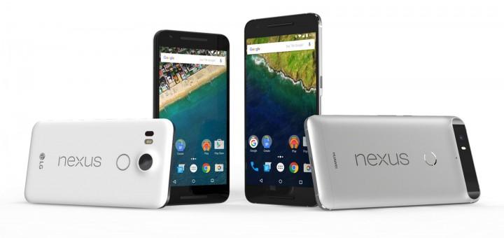 Google Nexus 5X & Nexus 6P