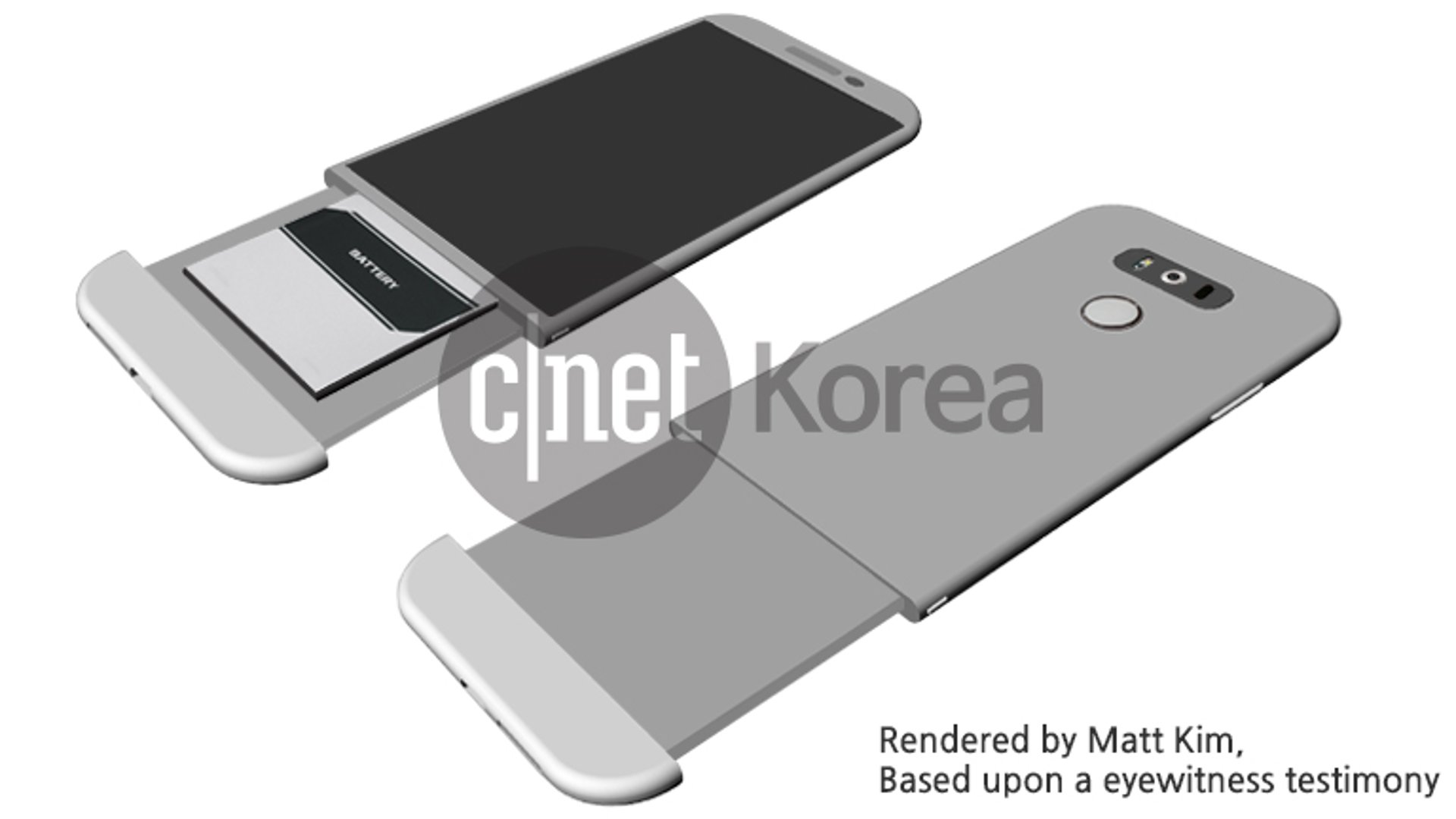 LG G5 - Removable Battery