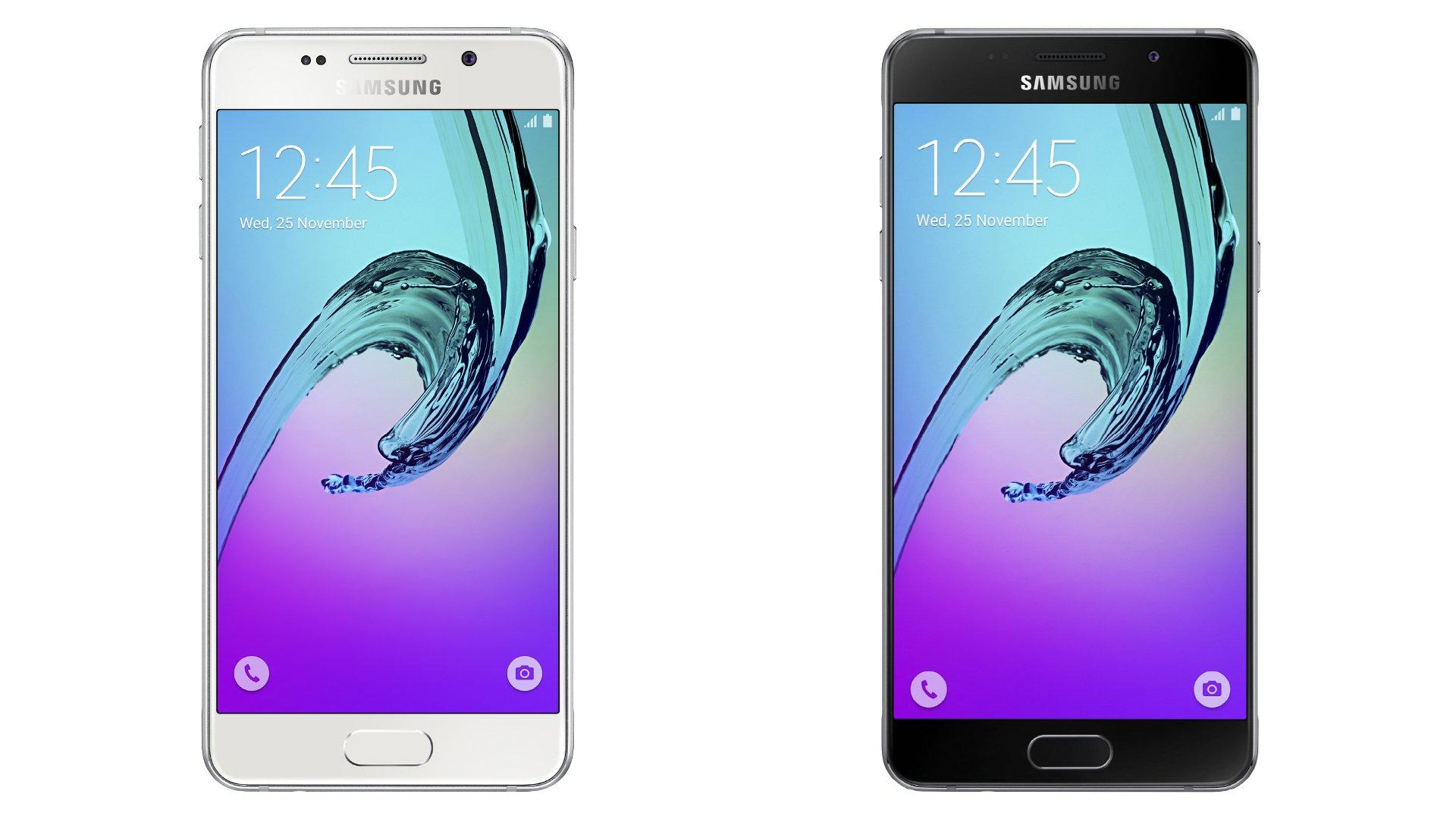 Samsung Galaxy A3 (2016) & Galaxy A5 (2016)