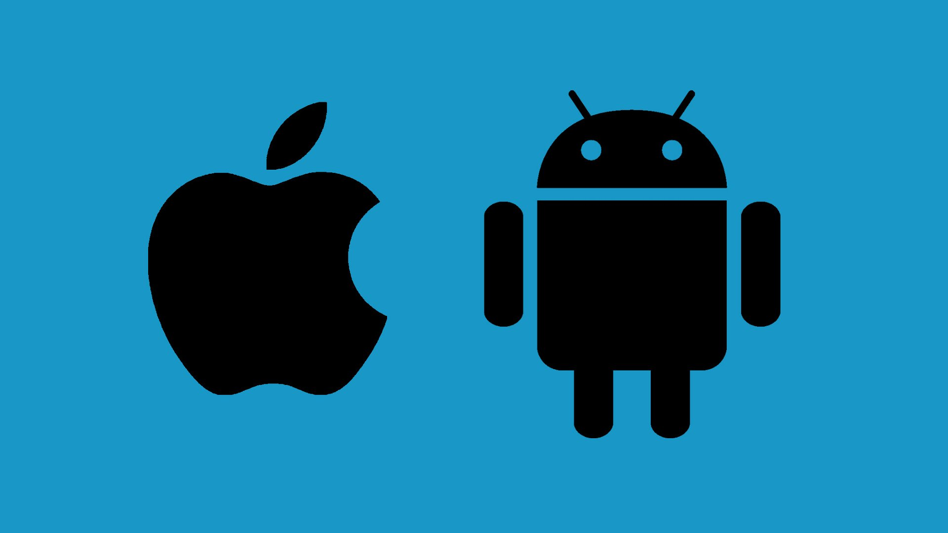 Apple iOS - Android