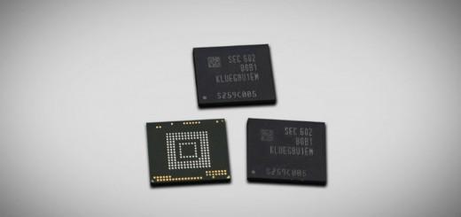 256GB UFS 2.0 Memory Storage Chips