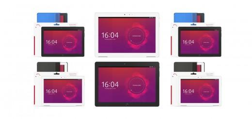 BQ Aquaris M10 - Ubuntu Edition