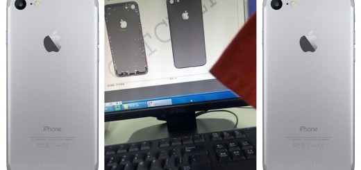 iPhone 7 - Chassis Render Leaked