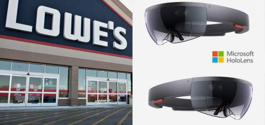 Lowe's Partners With Microsoft For HoloLens