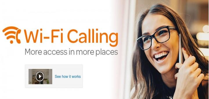 AT&T Wi-Fi Calling