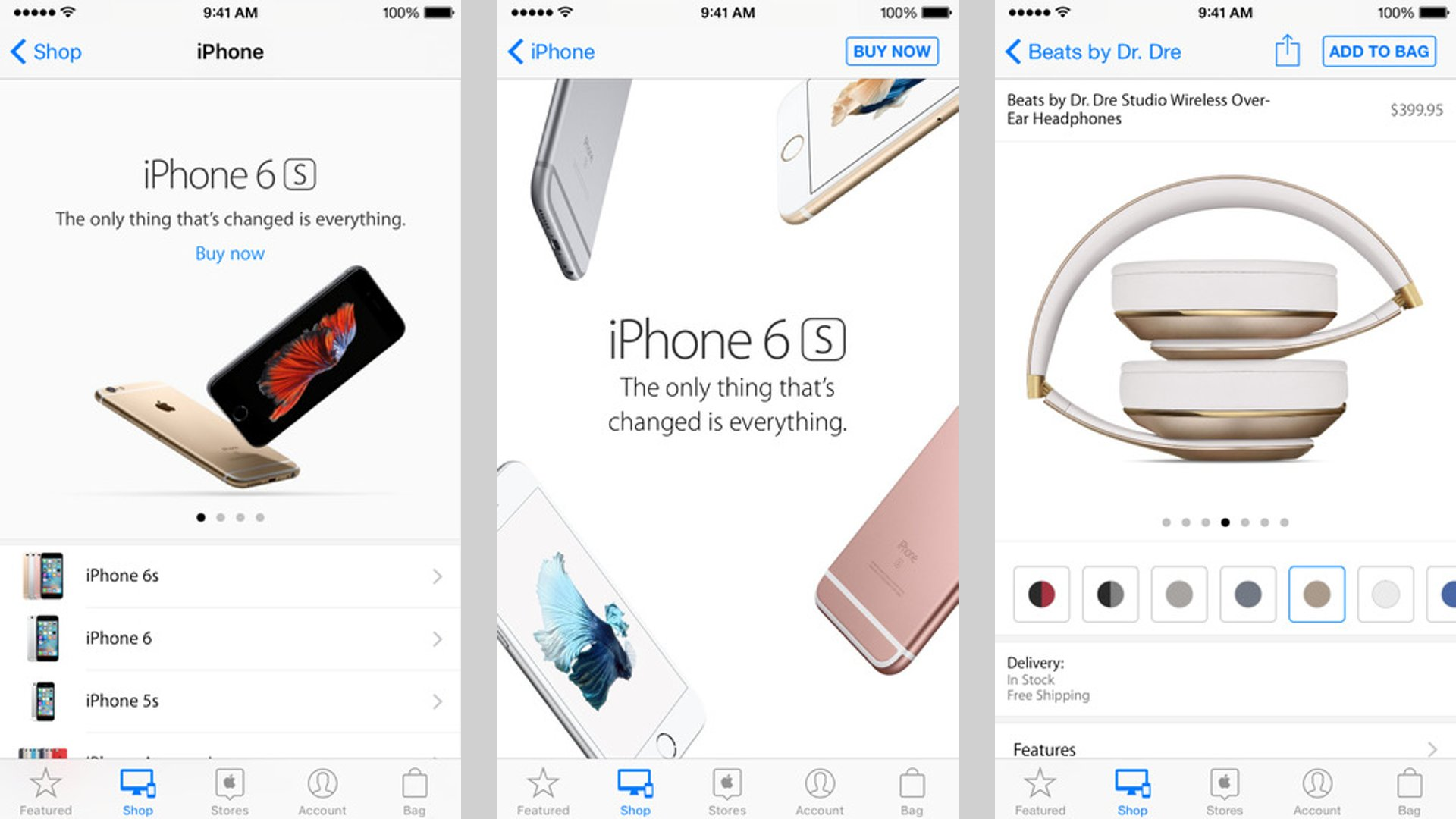 Apple Store - App