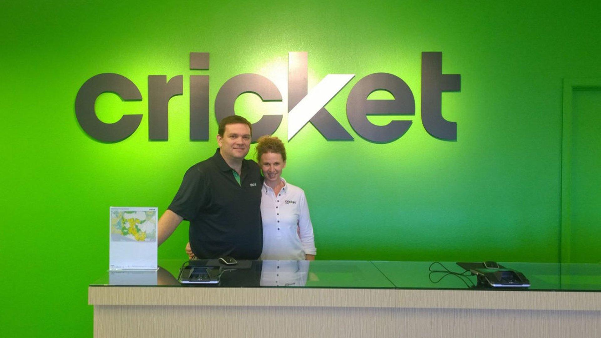 Cricket Wireless - Logo