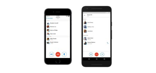 Facebook Messenger - Group Voice Chat