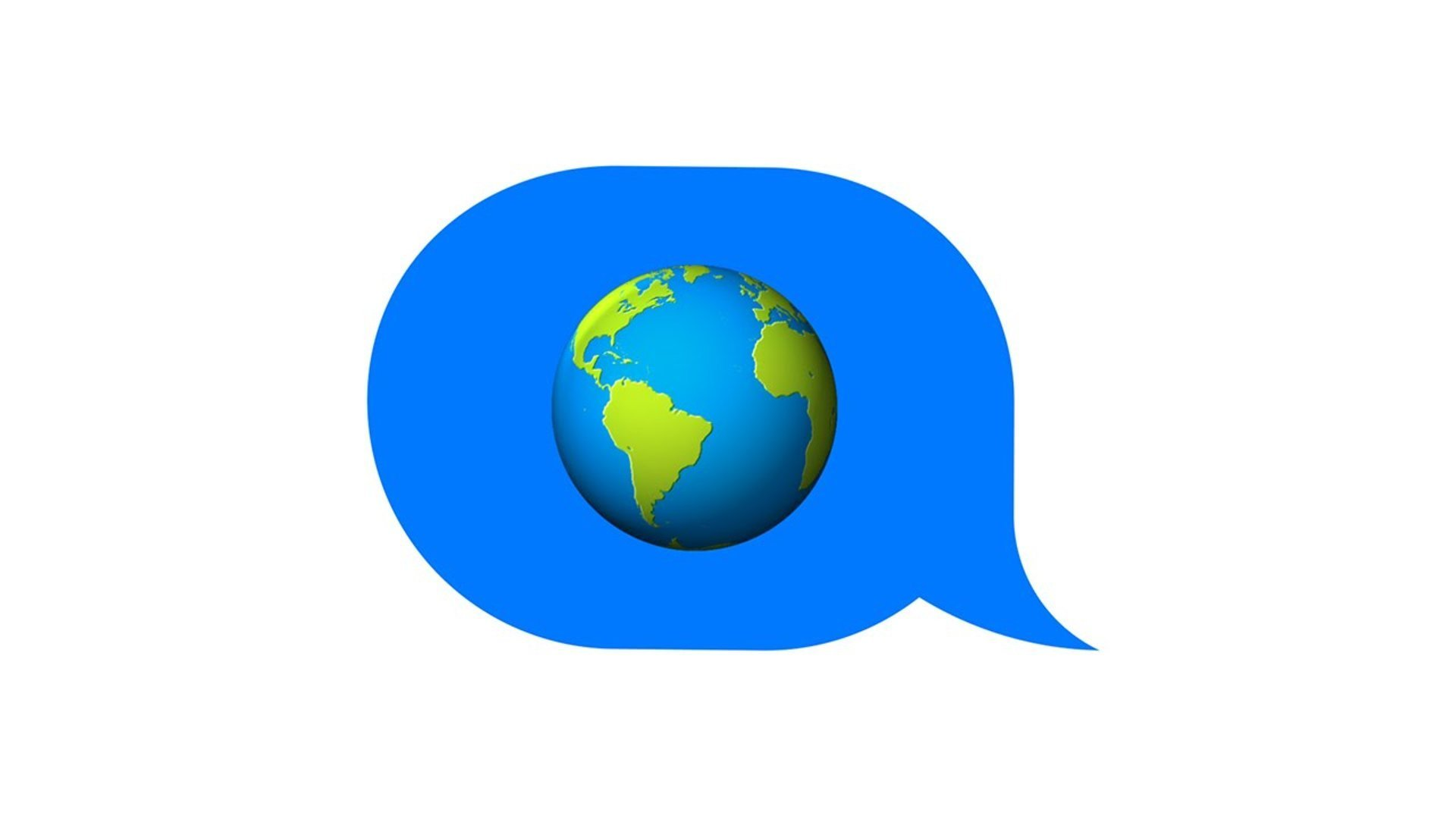 Apple iMessage - Earth Day Ad
