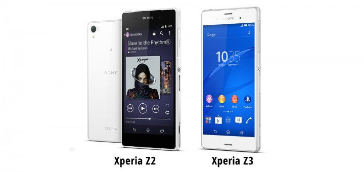 Sony Xperia Z2 / Xperia Z3