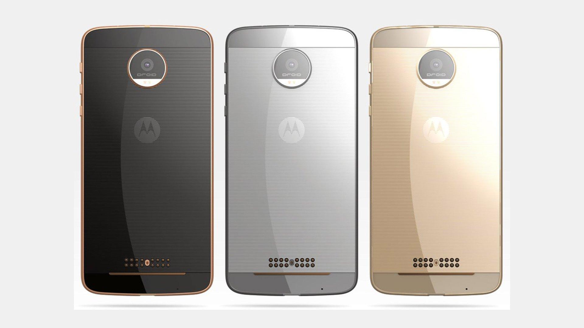 Lenovo / Motorola Next-Gen Droid