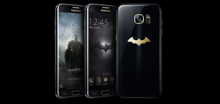 Samsung Galaxy S7 - Batman Injustice Edition