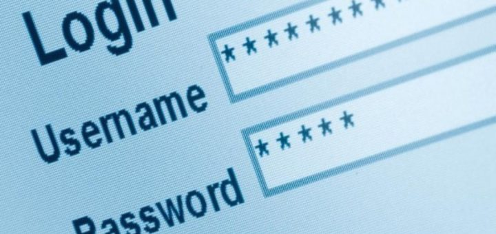 Security - Login Credentials