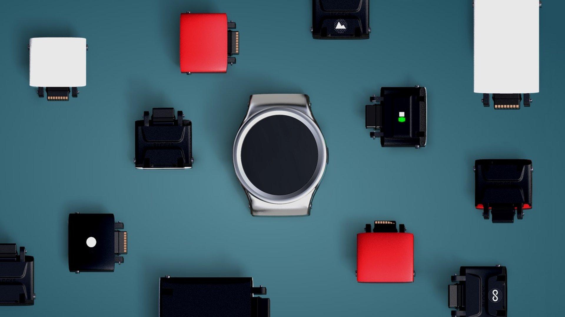 BLOCKS Modular Smartwatch - Module