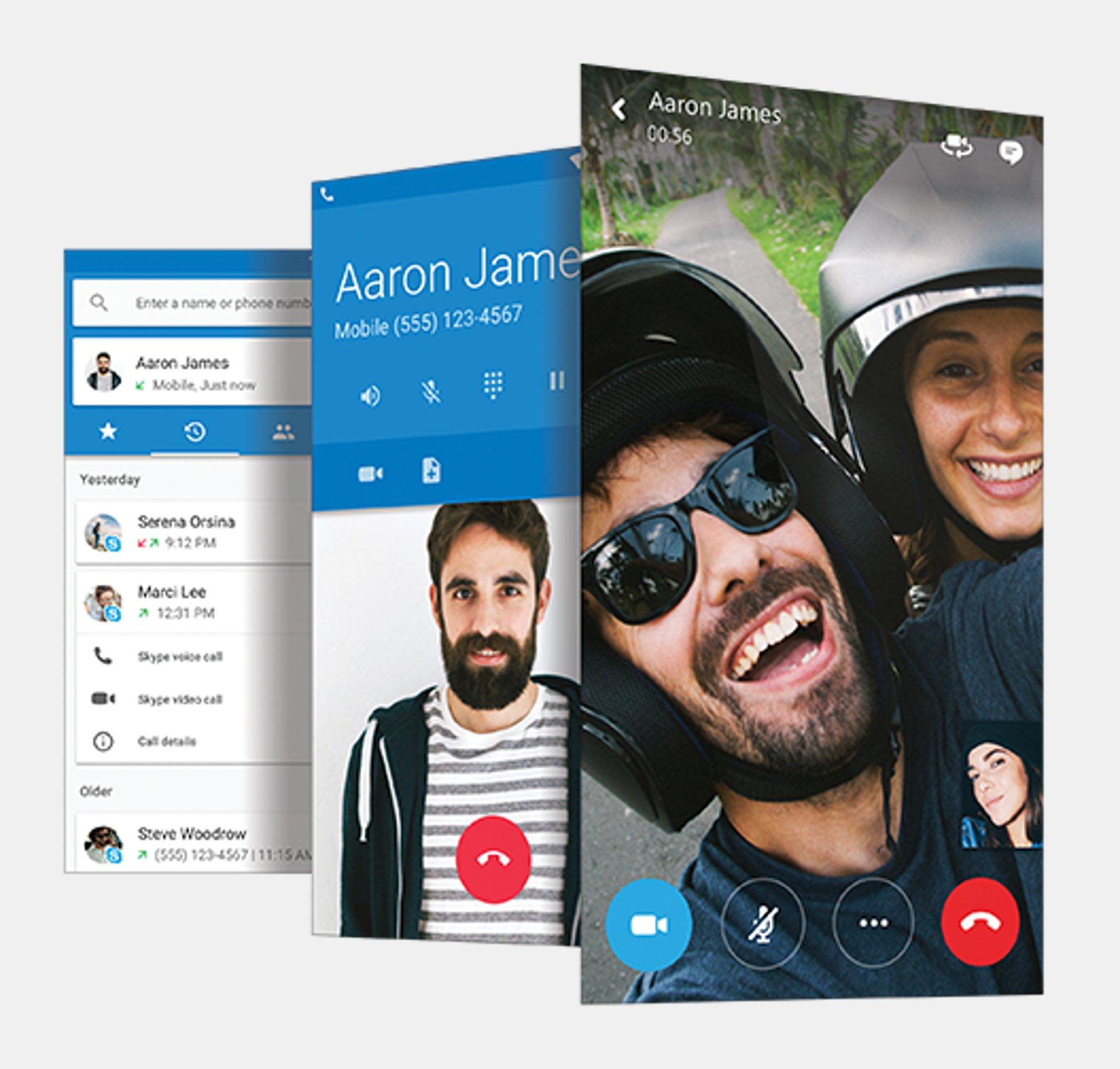 Cyanogen 13.1 - Skype Mod