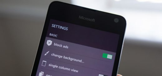 Opera Mini - Ad Block Setting