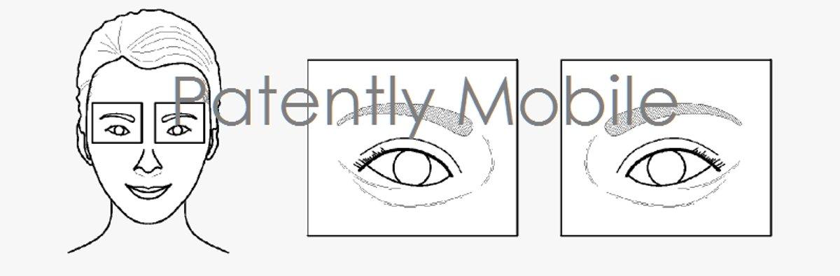 Samsung Iris Scanner - Patent