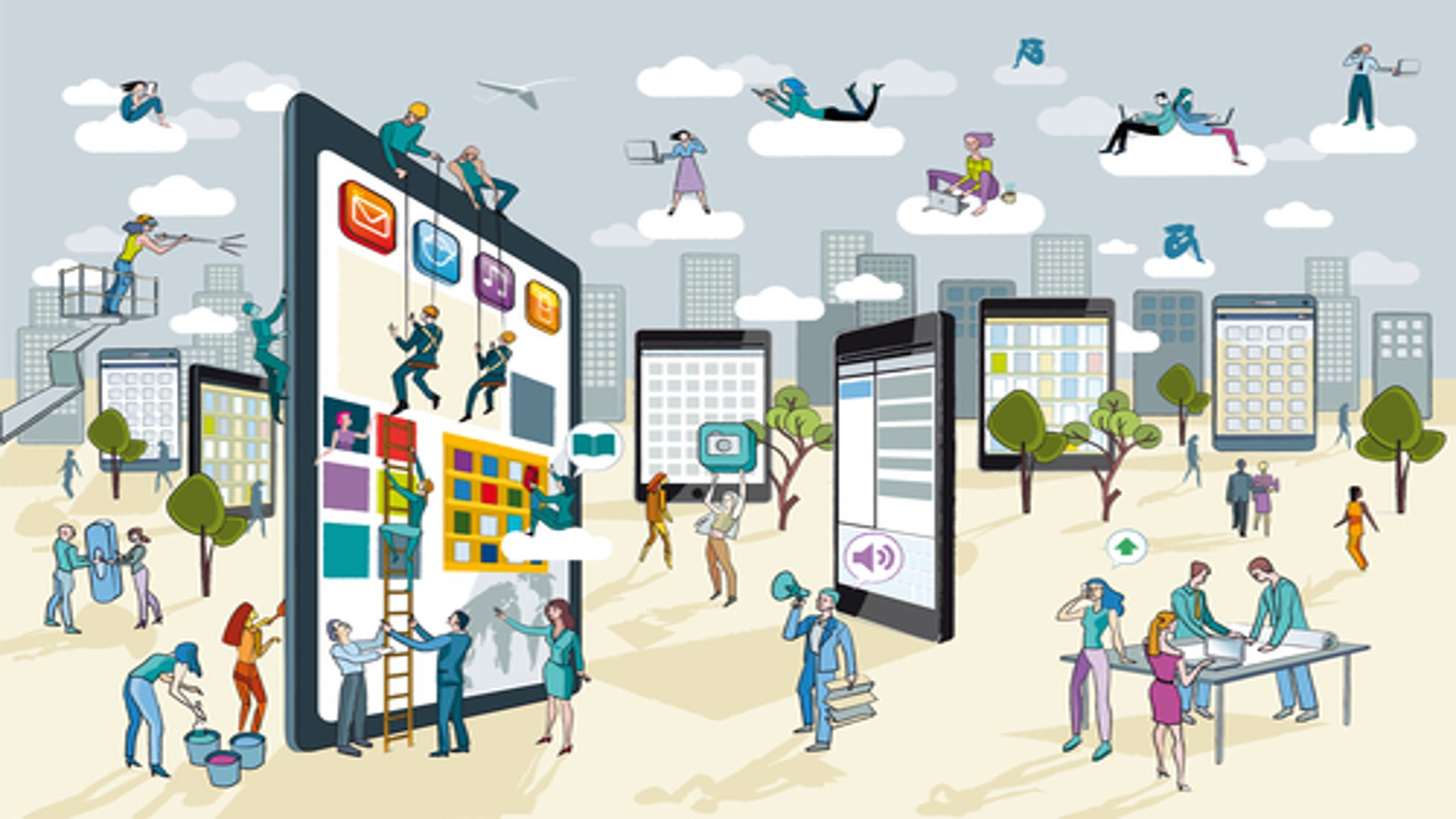 Design and Function In Smartphones, Smartwatches, And Tablets