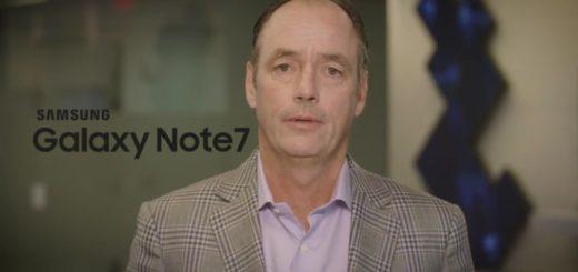 President Of Samsung Electronics America Addresses Exploding Note 7