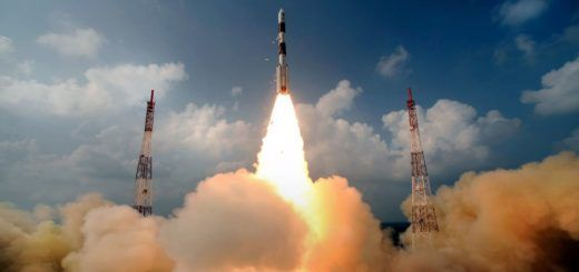 ISRO - PSLV Launch
